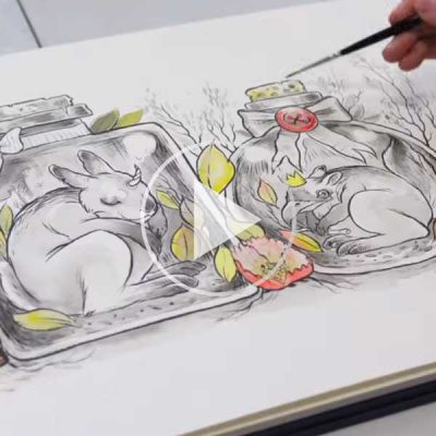 How To: Introduction to Illustration with Alison Woodward
