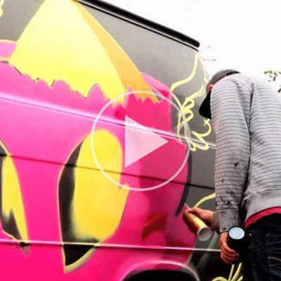Urban Art with Dan Leo
