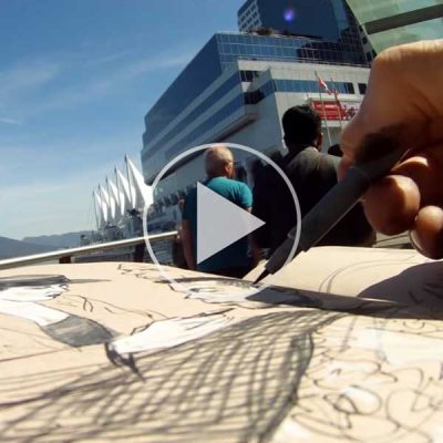 Urban Sketching: Where will your sketchbook take you?